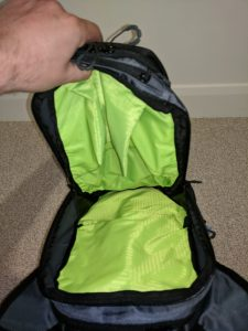 Ogio Dakar 3l Hydration Pack Main Storage