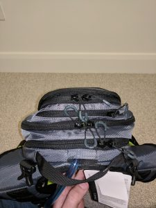 Ogio Dakar 3L Hydration Pack Review - Top