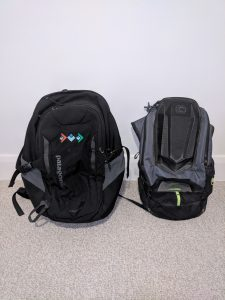 Ogio Dakar 3L Hydration Pack Review size comparison