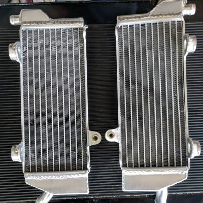GPI Racing Radiators review – 2014 KTM 250 SX-F