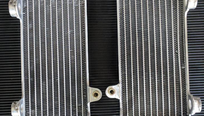 GPI Racing Radiators review – 2014 KTM 250 SX-F