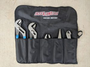 Channel Lock pliers set