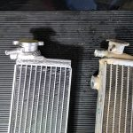 GPI Racing Radiators vs KTM stock top
