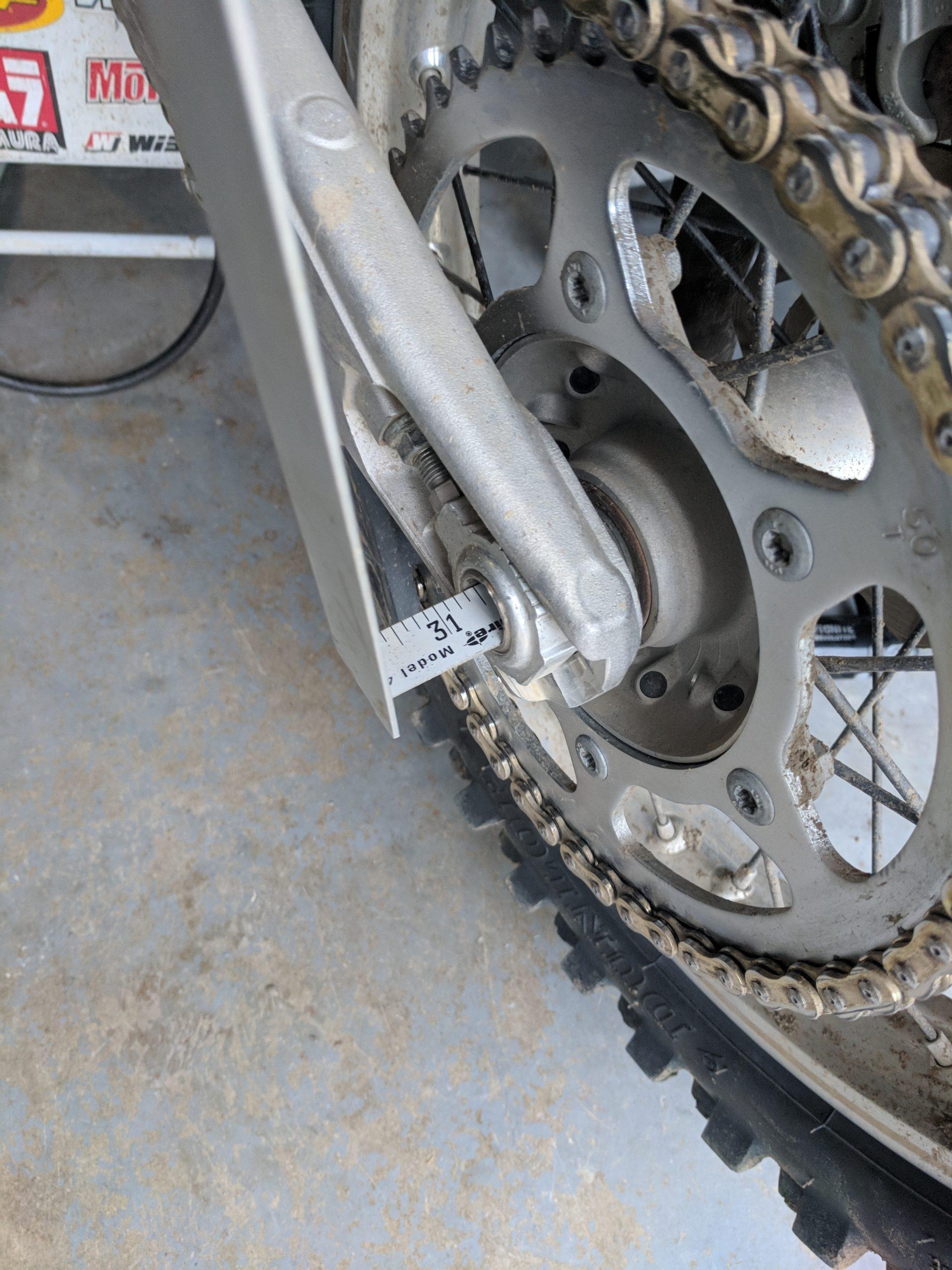Sag Setting Tool For Dirt Bike Suspension - Horsepower Hub