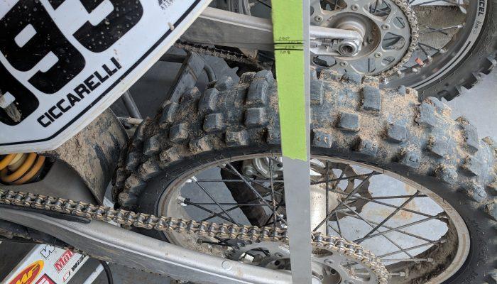 Sag Setting Tool For Dirt Bike Suspension
