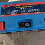 WPS Featherweight Lithium Battery Battery Capacity Indicator