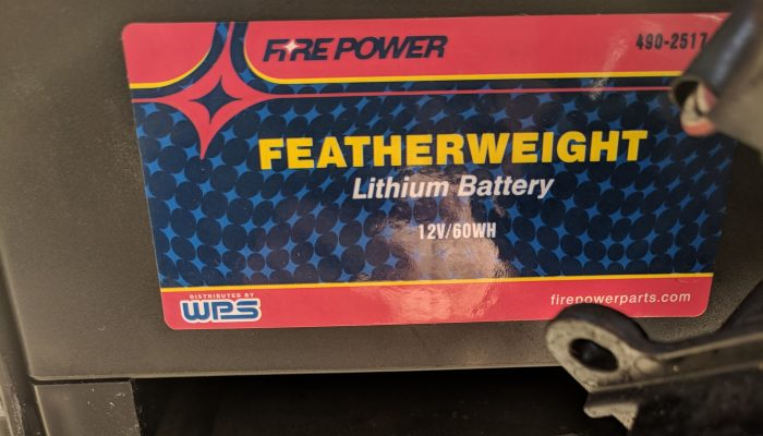 WPS Featherweight Lithium Battery Review