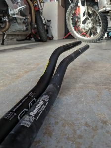 Pro Taper Windham bend vs Renthal stock