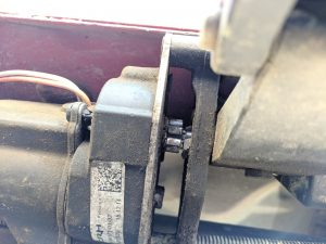 AMP Research Powerstep Broken Gear Shaft Location