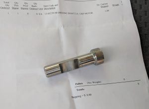 AMP Research Powerstep Replacement Shaft