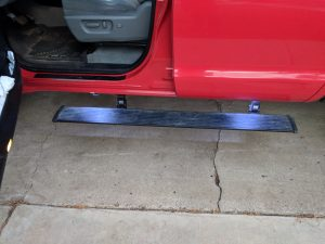 AMP Research Powerstep Toyota Tundra Fixed Lowered
