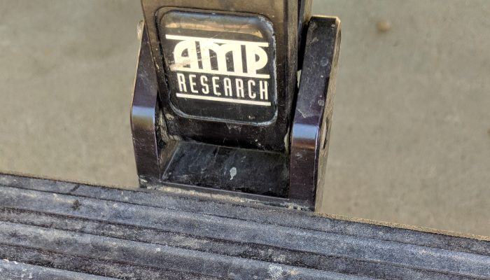 AMP Research Powerstep Warranty Long Term Review