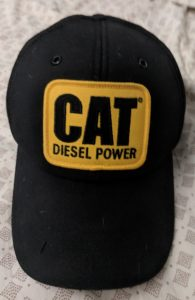 Cat Diesel Power Trucker Hat Smokey and the Bandit