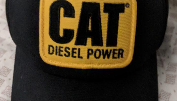 CAT Diesel Power Trucker Hat – Smokey and the Bandit