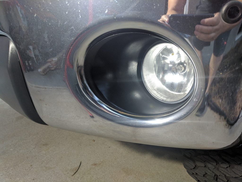 Fog Light After
