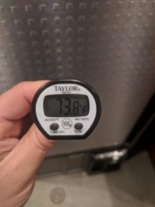 RV Air Conditioner Not Blowing Cold Ambient Air Temp