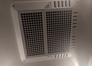 RV Air Conditioner Not Blowing Cold Inside