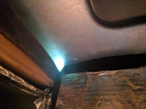 RV Air Conditioner Not Blowing Cold Splitter Leak Left