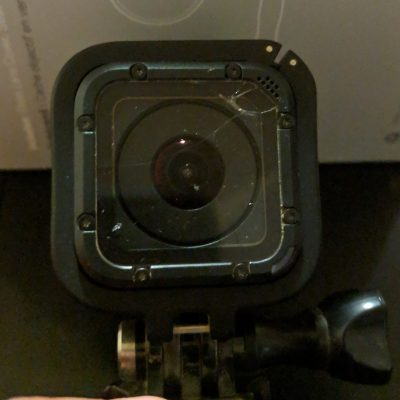 GoPro Hero Broken Lens Replacement
