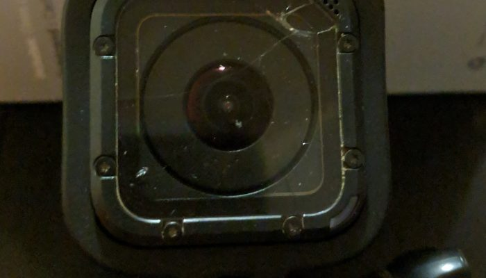 GoPro Hero Broken Lens Replacement