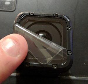 GoPro Hero Session Lens Replacement Cover