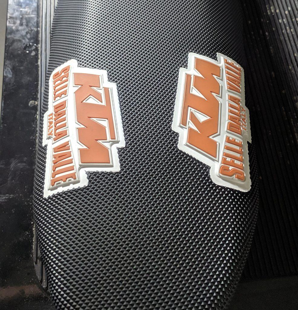 KTM Selle Dalla Valle Logo