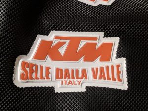 KTM Selle Dalla Valle Seat Cover KTM 450 SXF