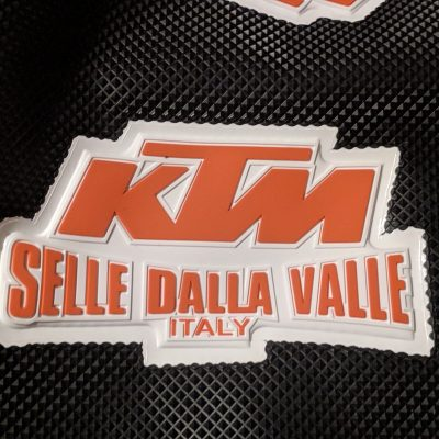 KTM Seat Cover Replacement Selle Dalla Valle