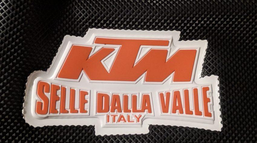 KTM Selle Dalla Valle Seat Cover KTM 450 SXF