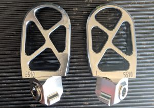 Tusk Billet Race Foot Pegs Bottom