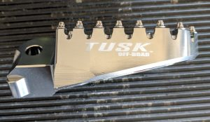Tusk Billet Race Foot Pegs Side