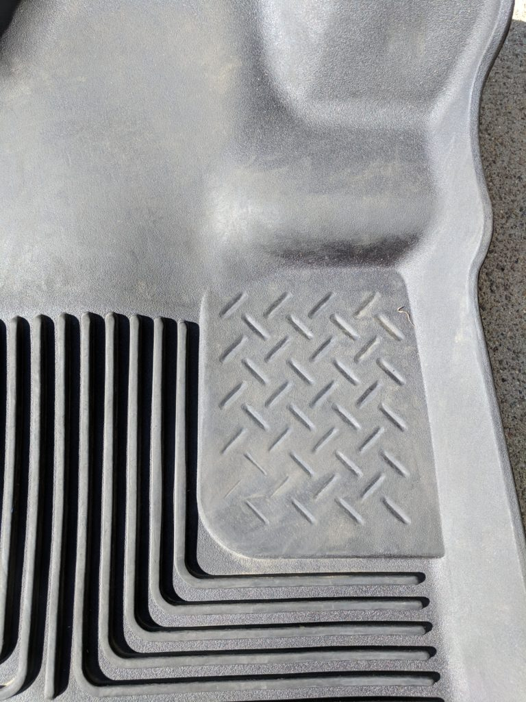 Husky Liner Tundra Front Drivers Foot Pad