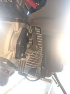 NGK Iridium Spark Plugs Bottom Ducati Monster 696