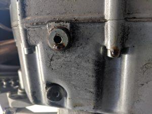 Ducati Monster 696 Drain Plug