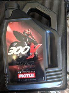 Ducati Monster 696 Motul Oil
