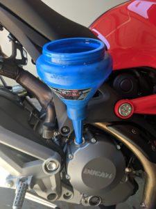 MSR Clean Funnel Ducati Monster 696