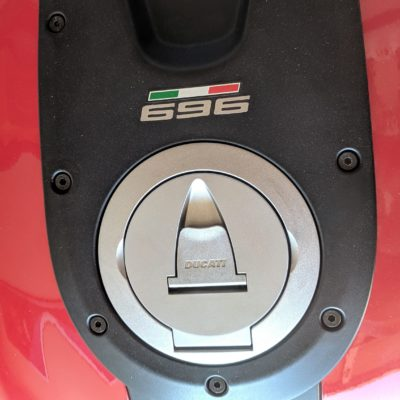 Ducati Monster Oil Change