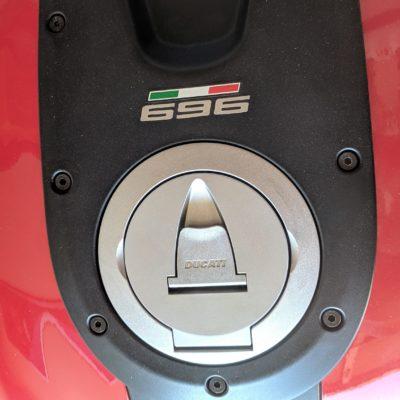 Ducati Monster 696 Tank