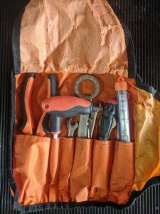 KTM 250 Tool Bag