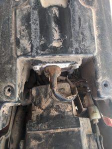 KTM Fuel Pump Plug