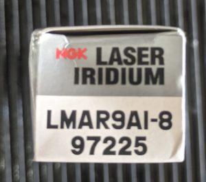 KTM 250 NGK LMAR9AI-8